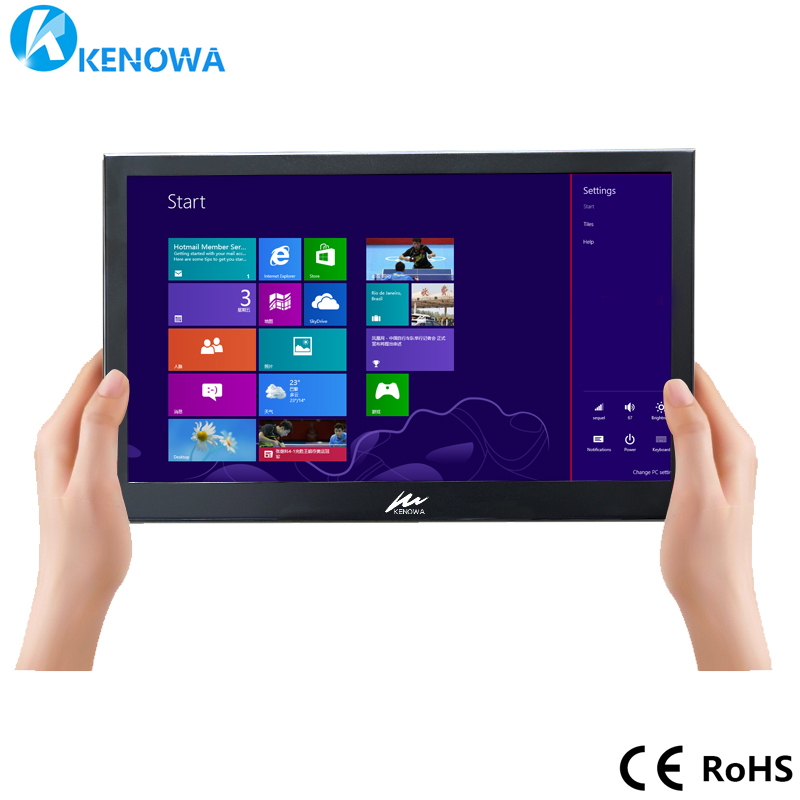 new 13 3 portable computer monitor pc 1920x1080 hdmi ps3 ps4 xbox360 1080p ips lcd led display. Black Bedroom Furniture Sets. Home Design Ideas