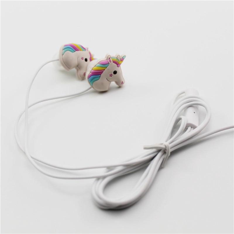 50 sztukpartia Piękny Rainbow Jednorożce Konia Cute Girl