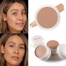 Makeup Base Eyes Concealer Cream Contour Full Cover Eye Dark Circles Face Correc