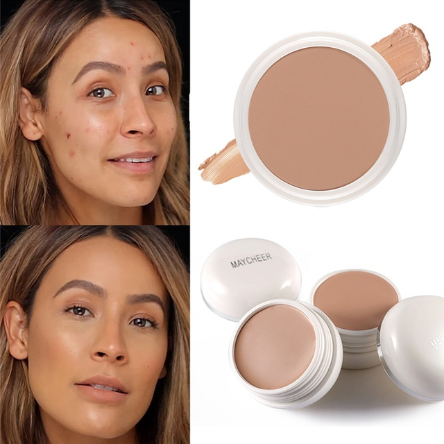 Makeup Base Eyes Concealer Cream Contour Full Cover Eye Dark Circles Face Corrector Make Up Waterproof Make Up Primer Cosmetic