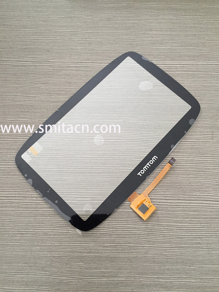 10-3 TOMTOM go 500 capacitive touch screen