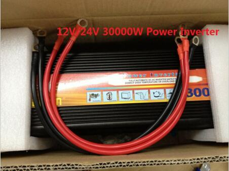 Home use 3000W inverter Peak power up to 6000W Modified Wave Power Inverter DC12V to AC220V 50HZ