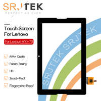 "SRJTEK 10,1 ""Touchscreen Für Lenovo Tab A10-70 A7600 A7600-F A7600-H Touch B0474 Screen Digitizer Sensor Glas Panel Tablet Teil"