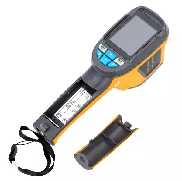 HT-02 Portable Digital Thermal Imaging Camera With Small SD Card For Car Engine Overhaul 3