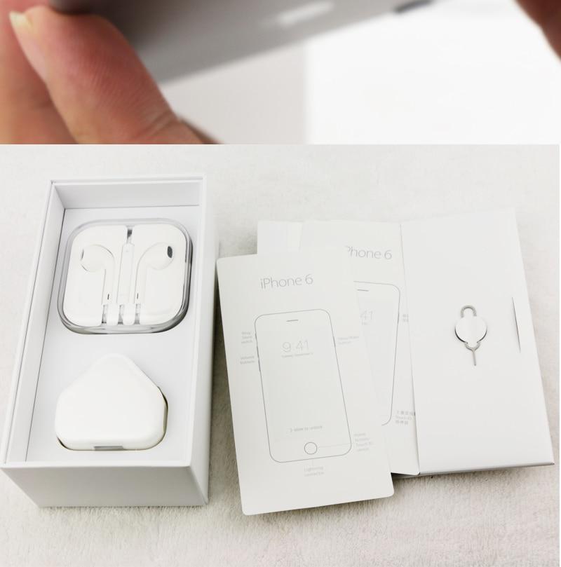 Unlocked Apple iPhone 6 1GB RAM 4.7inch IOS Dual Core 1.4GHz 8.0 MP 3G WCDMA 4G LTE iPhone 6 16GB gold 19