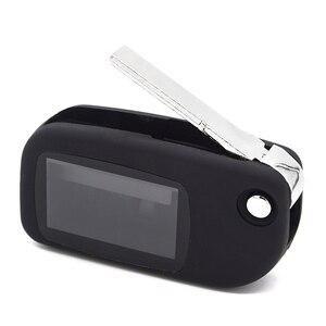 Чехол для ключей A9 switchblade для Starline A9 A6 A8 A4, чехол для fob, чехол A9, Складной автомобильный флип-пульт