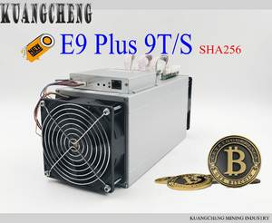 Better BTC Antminer S9 Ebit E9-Plus Stock for BCH Miner-Integrated-Machine Than 14nm