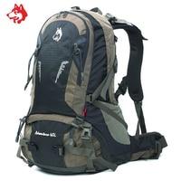 Высокое качество Sporttas 40L Спорт на открытом воздухе прогулки Походы Рюкзаки Сумка для путешествия Спорт сумка для альпинизма туристический