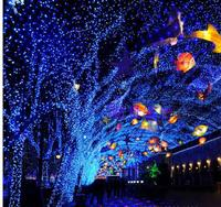 Remote control waterproof blue red stars patterns christmas laser lights outdoor garden christmas laser projector decoration