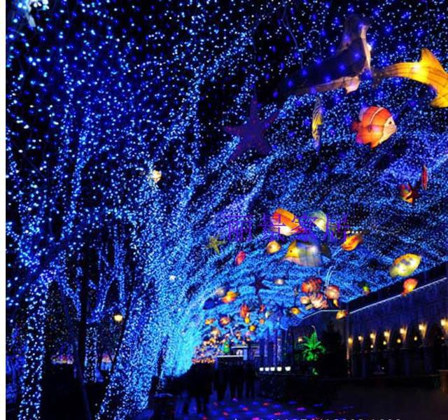 remote control waterproof blue red stars patterns christmas laser lights outdoor garden christmas laser projector decoration - Outdoor Christmas Lights Stars