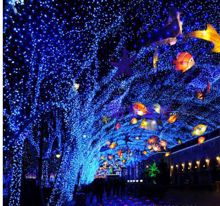 Outdoor Christmas Projection Lights