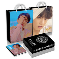 [MYKPOP]BTS JUNGKOOK Luxury Gift Set CD+Post Card+Photo book+Badge+Photo Frame+Bookmarks+Stickers+Paper Bag SA18110703