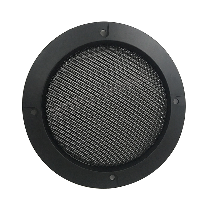1 Pcs Square 4 Inch Speaker Net Loudspeaker Grill Arcade Game Machine Accessories Cabinet Parts For 110mm 8ohm 5W Speaker