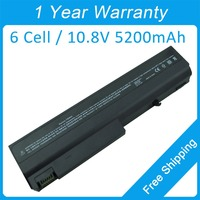 6 cell laptop battery for hp NC6220 NC6230 NC6300 385843 001 385895 001 393549 001 393652 001 395790 001 395790 003 395790 132