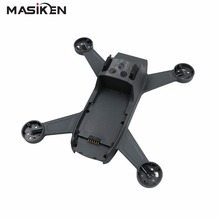 MASiKEN Middle Frame Body Shell Case For DJI Spark Drone RC Cover Cases Repair Parts Drone Accessories