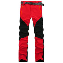 Summer outdoor camping hiking thin pants Windproof Combat trousers Breathable Quick-drying