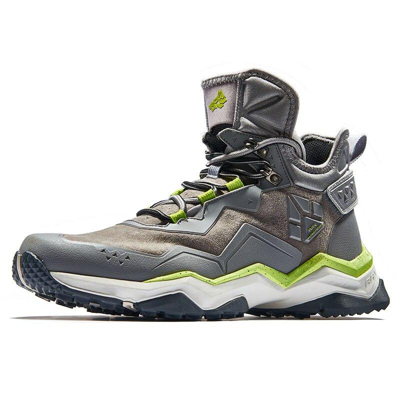 RAX Men s Waterproof font b Hiking b font Shoes Outdoor Trekking Shoes Winter Breathable font