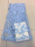 2019 Dry Lace Fabrics High Quality Cotton Lace Fabric Swiss Voile Lace In Switzerland Asoebi Lace Fabric For Dresses R130