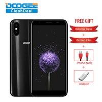 Doogee X55 5 5 Inch 18 9 Side Fingerprint 1GB RAM 16GB ROM MT6580 Quad Core