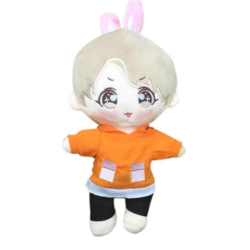 Movies & Tv Amicable Sgdoll Korea Kpop Bts Jungkook Plush Bangtan Boys Anpanman Handmade Stuffed Cut Doll Toy New Fashion Products Hot Sale