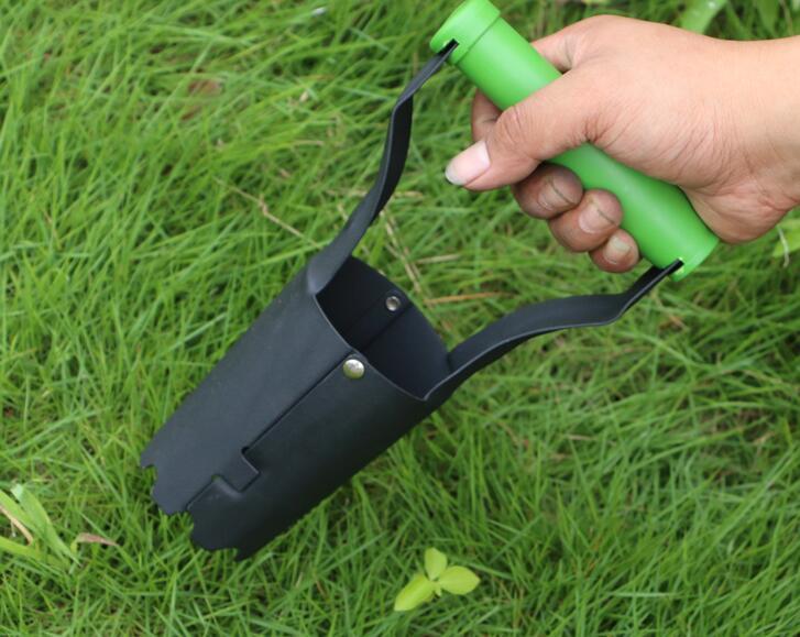 כלי גינון ידני 1Piece לנכש גינון ידני Shovel לנכש השתלת Shovel גינה כלי חקלאות שתילים Transplanter (3)
