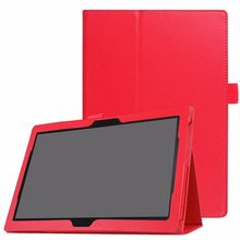 "Protective funda cover For Lenovo TAB 4 10 Protective Smart cover Leather Tablet tab410 Tab4 10 TB-X304N F Cases 10.1"" 2017+gift(China)"