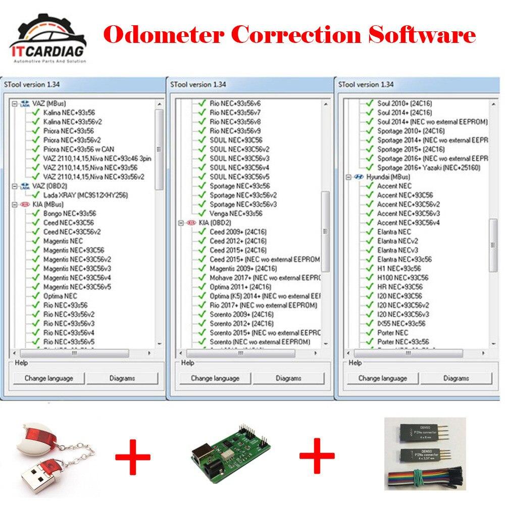 Odometer Correction Digiprog 3 OBD Version V4 94 Original
