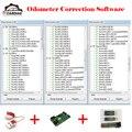 Коррекция Пробега на одометре программного обеспечения MTool V1.34 полный набор ключ + Denso адаптер + Denso Pin провода кабель поддерживается OBD  M-bus