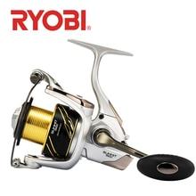 NEW Original RYOBI SUMMIT fishing spinning reel 2500/3000/4000 6+1BB 5kg MAX DRAG Fishing Reel for Bass Full Metal wheel