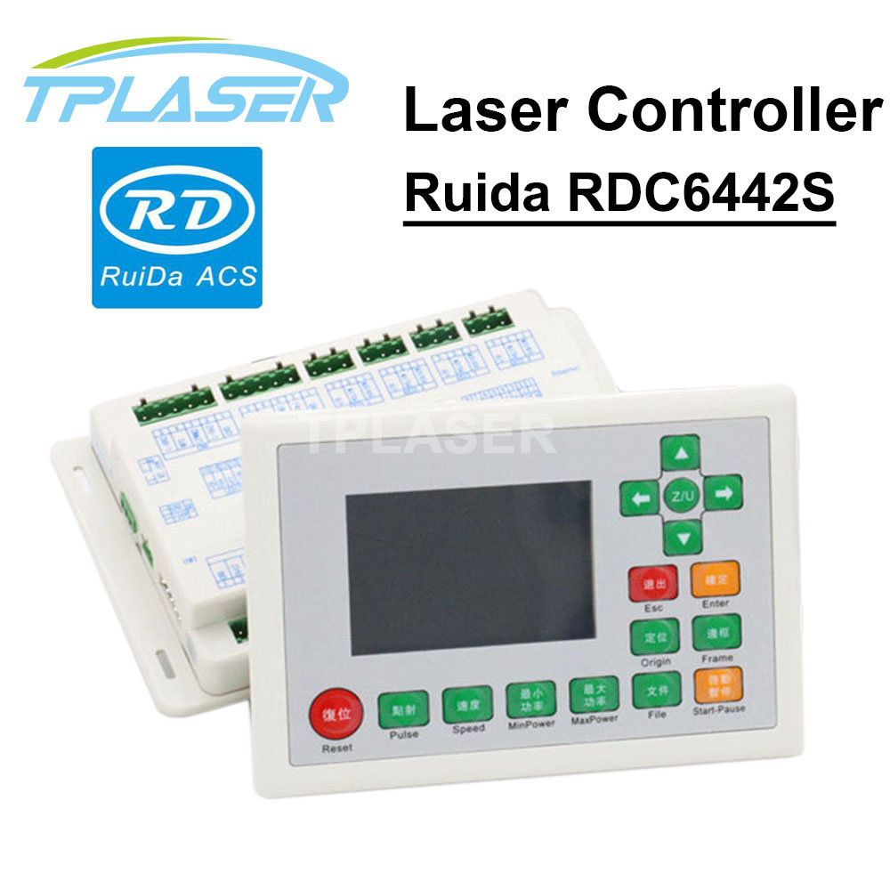 b19c9c0570d RDC6442S Laser Controller Ruida for Co2 Laser Engraving and Cutting Machine