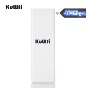 Image 1 - 450Mbps CPE Wifi Router Outdoor Wireless Bridge CPE 5.8G High Power Wireless Router 2km Wifi Range Wifi Repeater Wifi Extender