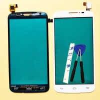 Cristal de Digitalizador de pantalla táctil genuino para móvil