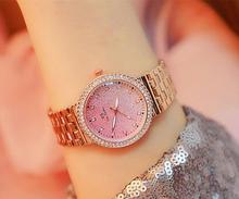 Women Watches Luxury Lady Watch Woman Rhinestone Wristwatches Fashion Crystal Gift Relogios clocks Drop Shipping
