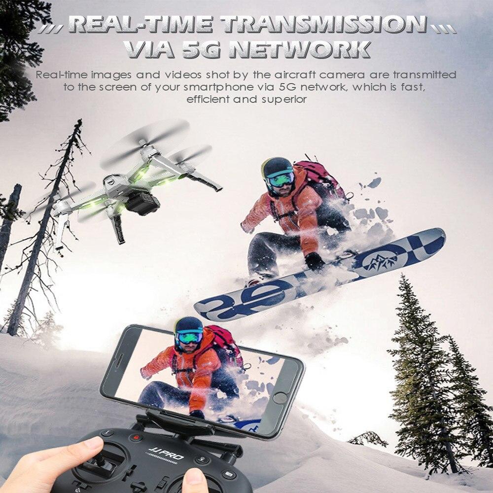 (في الأسهم) الأصلي JJRC JJPRO X5 EPIK FPV RC الطائرة بدون طيار مع كاميرا 1080P كاميرا 5G Wifi GPS اتبعني الارتفاع عقد أجهزة الاستقبال عن بعد-في طائرات هليوكوبترتعمل بالتحكم عن بعد من الألعاب والهوايات على  مجموعة 2