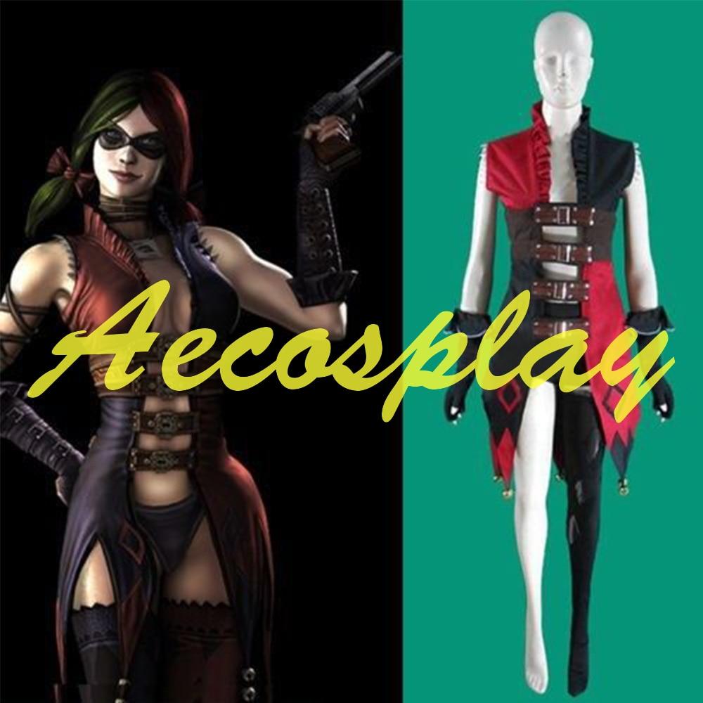 custom made halloween antman harley quinn cosplay costume women