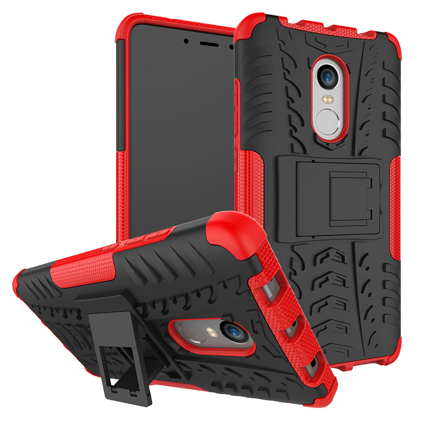 Phone Cover For Xiaomi Redmi Note 4 Case Armor Hybrid Defender Tyre Cover Bags For Redmi Prime Pro Note4 Prime Pro Durable Shell