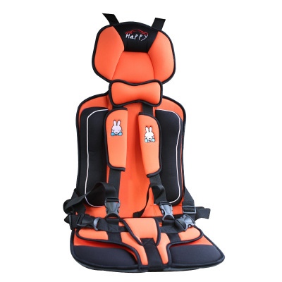 Simple Child Safety Seat Portable Car Seat Cushion Special Seats For 2 To 12 Years Old Car Baby Seat Belt In Seat Supports From Automobiles