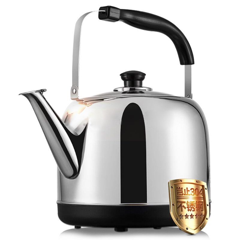 Фотография electric kettle has a large capacity of 6L