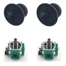 2 sets ALPS 3D Analog Joystick Thumb Sticks Sensor Module Mushroom Cap For Nintend Switch Pro NS controller