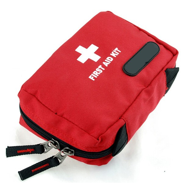 NEW Outdoor Tactical Emergency Medical First Aid Pouch Bags Survival Pack Rescue Kit Empty Bag Treatment Pack outdoor survival 12 in 1 emergency bag first aid kit bag middle size red emergency survival medical kit treatment pack