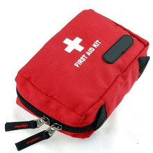 NEW Outdoor Tactical Emergency Medical First Aid Pouch Bags Survival Pack Rescue Kit Empty Bag Treatment Pack
