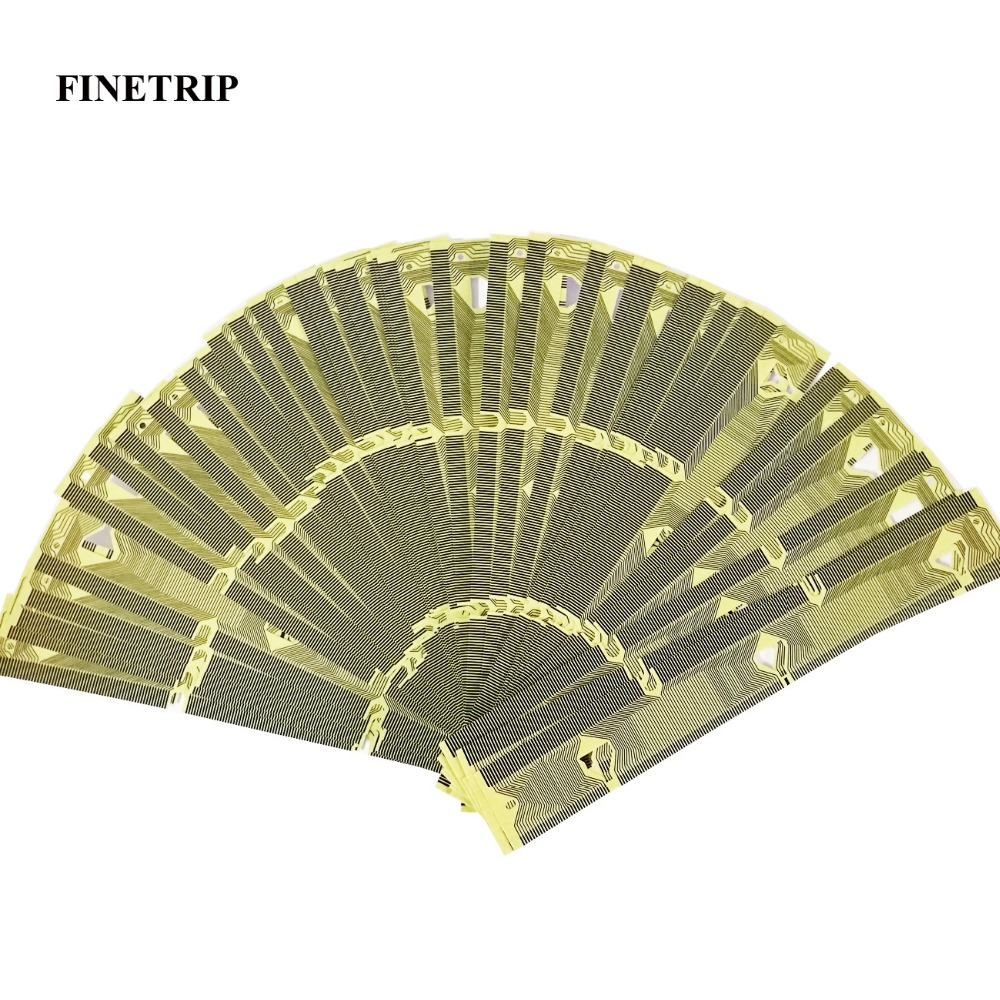 FINETRIP For BMW E39 Speedometer E38 E53 X5 For RANGE