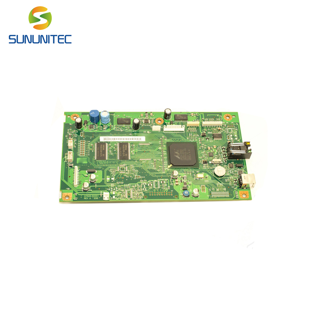 Q7528-60001 FORMATTER PCA ASSY Formatter Board logic Main Board MainBoard for HP 3052 formatter pca assy formatter board logic main board mainboard mother board for hp m775 m775dn m775f m775z m775z ce396 60001