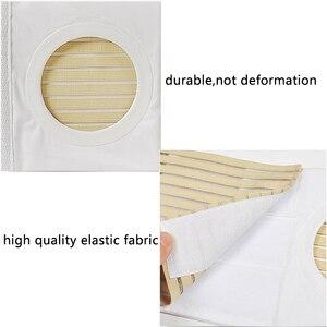 Image 5 - Ostomi karın kemeri Brace bel desteği aşınma karın stoma düzeltmek için çanta ve önlemek parastomal fıtık geri brace CE