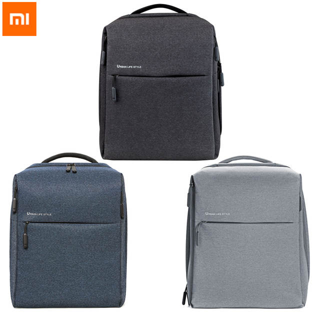4bf7ada6a41e Original Xiaomi backpacks For Women Men Laptop Backpacks School Backpack  Large Capacity Students Business Bags Couple