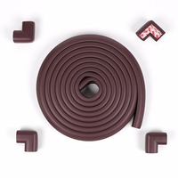 4 6m With 4 Angle Baby Safety Soft Corner Protector Table Protective Strip For Kids Children