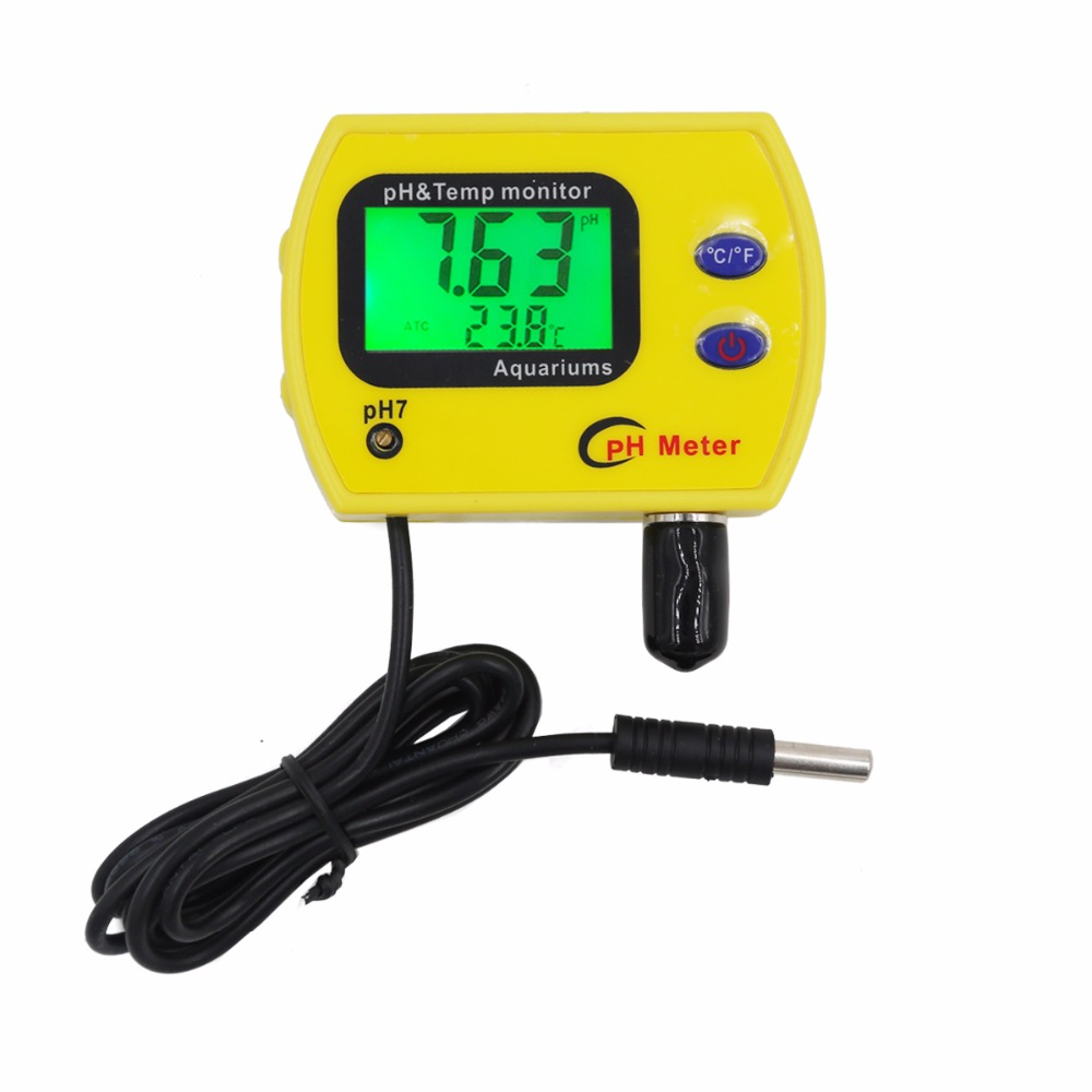 precisão 0.01 durável aquário acidimeter tester portátil