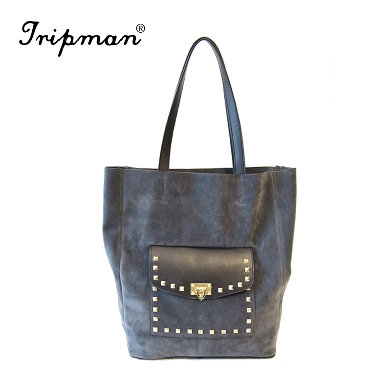 ФОТО Women vintage PU Leather Handbag Messenger Shoulder Bag women Tote Lady Crossbody bags