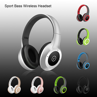 Wireless Bluetooth Headphones Noise Cancelling Wireless Headset With Microphone For Phones Headset For PC