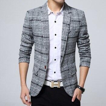 Men's Korean Business Jackets